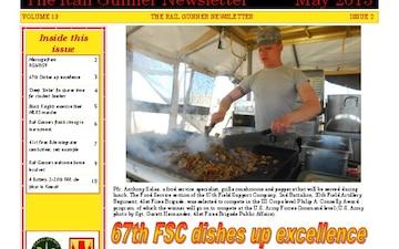 Rail Gunner Newsletter, The - 05.01.2013