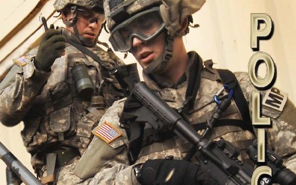 Military Police - September 15, 2008