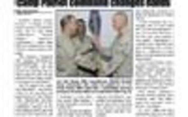 Rock Slate - August 18, 2006