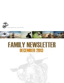 II Marine Expeditionary Force (Forward) Monthly Family Readiness Newsletter - 12.09.2013