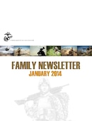 II Marine Expeditionary Force (Forward) Monthly Family Readiness Newsletter - 01.07.2014