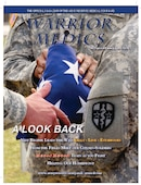AR-MEDCOM Warrior Medic Magazine - 10.15.2013