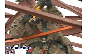 82nd Sustainment Brigade-CENTCOM Materiel Recovery Element Retrograder - 04.03.2014