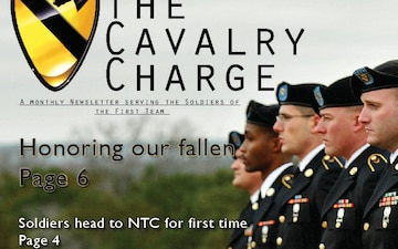 Cavalry Charge, The - 03.01.2014