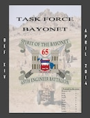 Task Force Bayonet - 05.01.2014