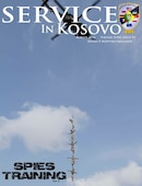 Service in Kosovo Magazine - 08.01.2014