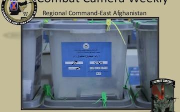 Combat Camera Weekly - Afghanistan - 08.06.2014