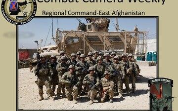 Combat Camera Weekly - Afghanistan - 08.15.2014