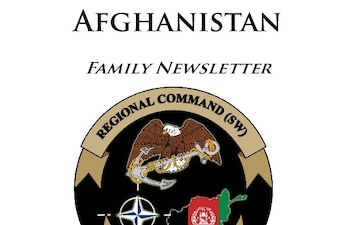 Marine Expeditionary Brigade - Afghanistan Family Newsletter - 08.21.2014