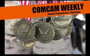 55th Combat Camera COMCAM Daily - 09.14.2014