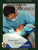 AR-MEDCOM Warrior Medic Magazine - 11.01.2014