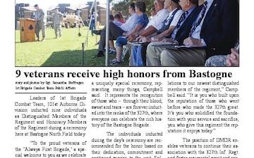Bastogne Magazine - 08.07.2015