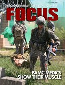 Brooke Army Medical Center FOCUS - 10.09.2015