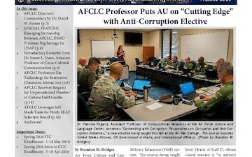 AFCLC Quarterly Newsletter - 11.30.2015