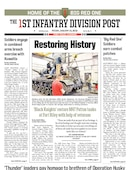 The 1st Infantry Division Post - 01.14.2016