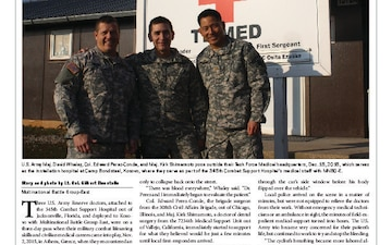 Guardian East (KFOR) - 01.18.2016