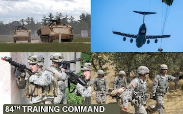 84th Training Command's Combat Support Training Program Annual Report - 03.11.2016