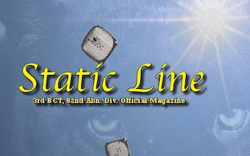 Static Line, The - 07.29.2016