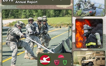 84th Training Command's Combat Support Training Program Annual Report - 03.04.2017
