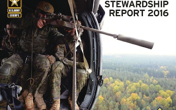 U.S.  Army Europe Integrated Training Area Management Stewardship Report - 08.30.2017