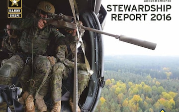 U.S.  Army Europe Integrated Training Area Management Stewardship Report - 09.01.2017