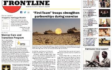 FORSCOM Frontline - 09.28.2017