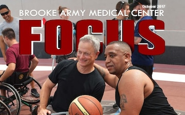 Brooke Army Medical Center FOCUS - 10.13.2017