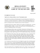 1st Infantry Division Press Releases - 11.20.2017