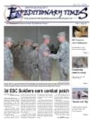 Expeditionary Times - 07.23.2008