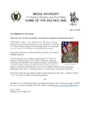 1st Infantry Division Press Releases - 01.02.2018