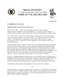 1st Infantry Division Press Releases - 10.20.2017