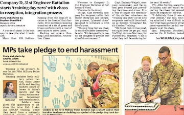Fort Leonard Wood GUIDON - 02.09.2017