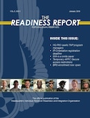 The Readiness Report - 01.18.2018