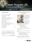 Career Program 26 - Manpower and Force Management Bulletin - 11.07.2017