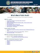 Navy and Marine Corps Public Health Center (NMCPHC) Publications - 03.09.2018