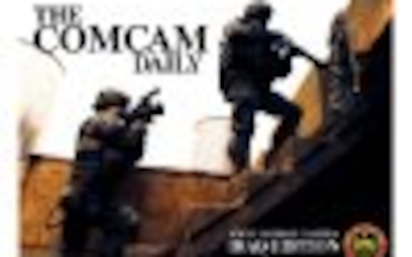 The COMCAM Daily - October 12, 2008