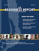 The Readiness Report - 07.17.2018