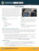Navy and Marine Corps Public Health Center (NMCPHC) Publications - 09.17.2018