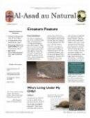Al Asad au Natural - 02.01.2009