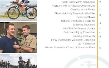 NMCPHC Health Promotion and Wellness - 01.18.2019