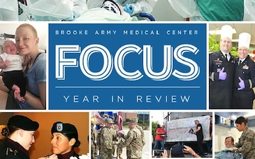 Brooke Army Medical Center FOCUS - 01.18.2019