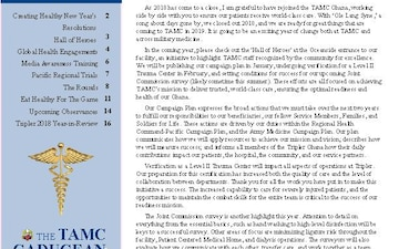 TAMC CADUCEAN - 01.27.2019
