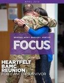 Brooke Army Medical Center FOCUS - 04.15.2019
