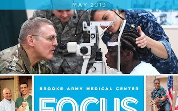 Brooke Army Medical Center FOCUS - 06.05.2019