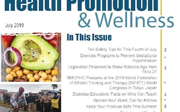 NMCPHC Health Promotion and Wellness - 06.17.2019