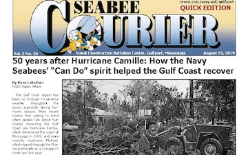 Seabee Courier - 08.19.2019