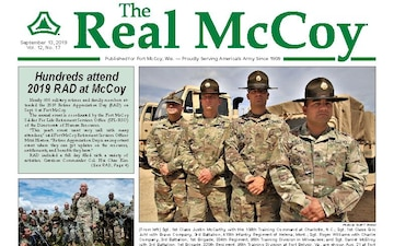 The Real McCoy - 09.13.2019