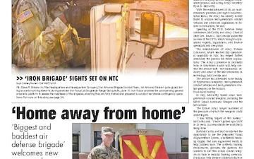 Fort Bliss Bugle - 09.12.2019