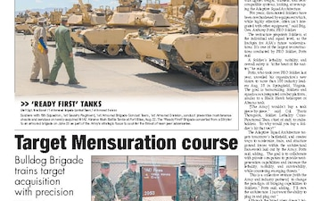 Fort Bliss Bugle - 09.05.2019