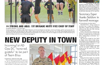 Fort Bliss Bugle - 08.01.2019